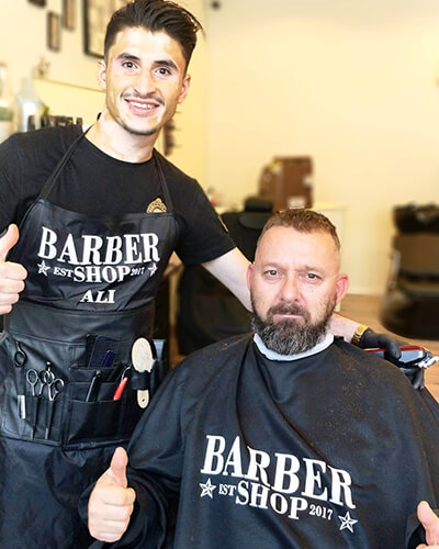 Over Barbershop Geldermalsen
